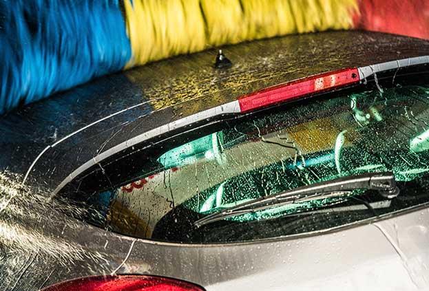 Maquinaria de lavado de coches